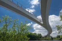 Nescio brug In Amsterdam - Petra de Groot