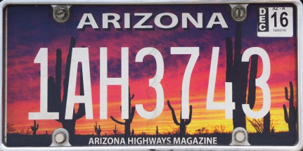 Arizona - Petra de Groot