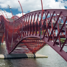Amsterdam Pythonbrug 2 © fotografiepetra