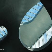 Arnhem stationsplafond © fotografiepetra