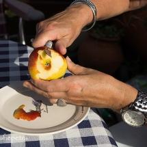 Een appeltje schillen © fotografiepetra