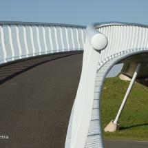 Heerhugowaard Park van Luna Fietsbrug 2 © fotografiepetra