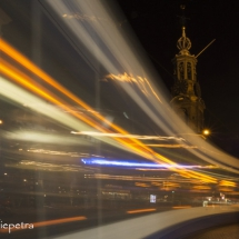 Tram in Amsterdam 1 © fotografiepetra