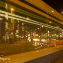 Tram in Amsterdam 2 © fotografiepetra