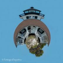Little Planet Vuurtoren Boca Grande Florida © fotografiepetra