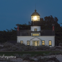 Point Pinos lighthouse Pacific Grove © fotografiepetra