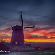 Schermermolen bovenste molen Noordervaart © fotografiepetra