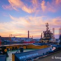 Haven IJmuiden © fotografiepetra