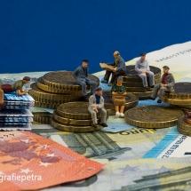 Op je geld zitten © fotografiepetra