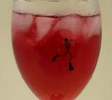 Duiken In Een Wijnglas © Fotografiepetra